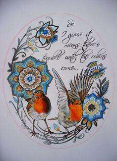 Blue Velvet quote-tribute..