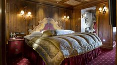 Hotel Les Airelles в Courchevel, Франция: забронировать гостиницу Hotel Les Airelles - iBooked.ru
