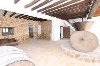 Stunning 4 bedroom renovated large country house for sale in Abanilla, Murcia, Costa Blanca