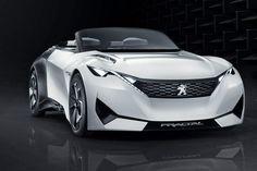 Peugeot, Bugatti, Porsche, Maserati... les plus beaux concept cars s'exposent à Paris - L'Usine Auto