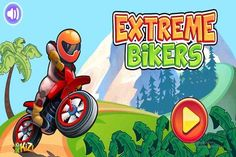Online Racing Games, Bikes Games, Play Online, Free Games, Games To Play, Biker, Action, Group Action