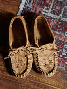 Hopewell Moccasin from Free People!