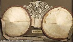antique brassiere