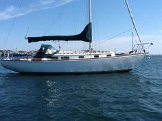 1985 C.E. Ryder Sea Sprite 34 Sail Boat For Sale - www.yachtworld.com