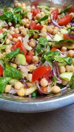 Salad Dressing, Pasta Salad, Dressings, Healthy Recipes, Ethnic Recipes, Food, Red Peppers, Crab Pasta Salad, Essen
