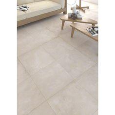 Vives Rift SPR Crema 32x32 Porcelain Tile