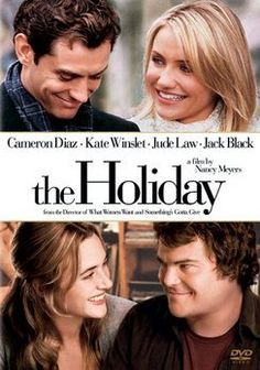This movie is definitely one of my all time favourite movies ever, despite Cameron Diaz and the fact that her character shares my name. It's nice to hear Jude Law say it.