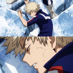He's a lot cuter when he's unconscious My Hero Academia Memes, Buko No Hero Academia, Hero Academia Characters, My Hero Academia Manga, Anime Characters, Comic Anime, Manga Anime, Anime Art, Tsundere