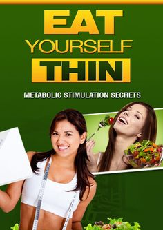 Eat Yourself Thin Metabolic Stimulati, Ebook PDF + Resell Rights + Free shipping