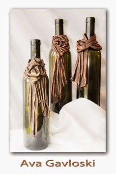 http://powertexcanada.blogspot.co.uk/2014/05/wine-bottle-cuffs.html