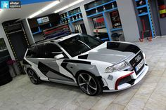 Audi A4, Moto Car, Camo Designs, Suv Trucks, Car Wrap, Cars And Motorcycles, Rally, Vehicles, Wrapping