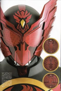 SentaiFive's Tokusatsu Multiverse: Kamen Rider OOO Detail of Heroes Tajadoru Pics Kamen Rider Ooo, Kamen Rider Series, Robot Cartoon, Funny Iphone Wallpaper, Masked Man, Super Hero Costumes, Power Rangers, Raiders, Helmet