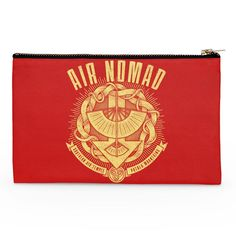 Air is Peaceful - Accessory Pouch
