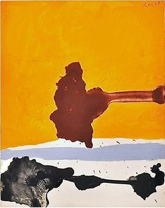 Robert Motherwell - Untitled                                                                                                                                                     More