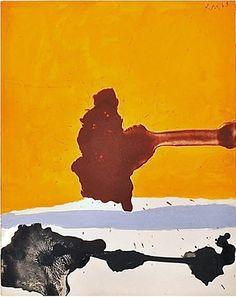 Robert Motherwell - Untitled                                                                                                                                                     More