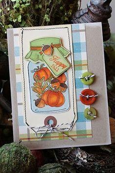 Papertrey Friendship Jar Michelle Wooderson