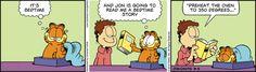 Garfield Comic Strip, September 03, 2016     on GoComics.com