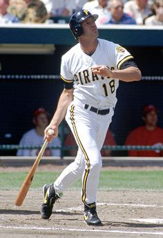 Andy Van Slyke / Pittsburgh Pirates .....great ball player and a very funny man. Outstanding sense of Humor.