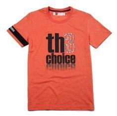 Th3 Choice otoño-invierno 2012.  Logo Basic t-shirt