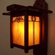 Craftsman Copper - Riverside Lantern Sconce - for new porch ALL ...