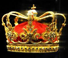 Danish Royal crown// Denmark