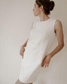 Dress 03. Simple. Elegant. Clean @priseswitzerland Timeless Design, Minimalist, Elegant, Simple, How To Wear, Collection, Dresses, Fashion, Classy