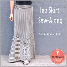 Sew Alongs >> Ina Skirt - Sew Along anyone?