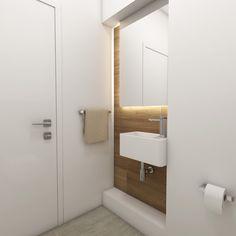 Moderní koupelna STORY - vizualizace