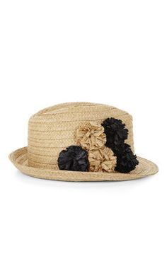 915eaa0c1d6f1 Pom Pom hats   bags · love this fedora from BCBG. such classic colors and  matches with anything.  fedora