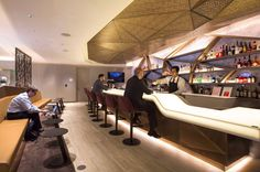 Etihad Airways Opens first U.S. West World-Class Premium Lounge at LAX - Dave's…