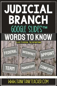 Try something new with this Digital Judicial Branch Interactive Google Slides Presentation ™ with self-checking questions! You can EASILY download the Google Slides™ as a PowerPoint if that platform works better for you! (directions inside) Perfect reading comprehension activity for distance learning! Topics include: Judicial Branch, the Supreme Court and Article III of the Constitution #JudicialBranch #HomeSchool #Digital #4thgrade #5thgrade #6thgrade #MiddleSchool #UpperElementary