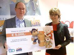Fantastisch! OIM Orthopedie sponsort twee nieuwe tilliften voor het Bio Vakantieoord.