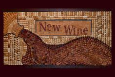 whole site of cork art inspiration :-)