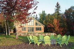Located in the heart of the western Maine Mountains, Lake Parlin Lodge is a unique and unforgettable destination for your next outdoor Maine vacation!