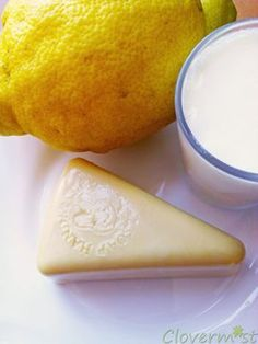 Jabón de leche con receta! Menta Chocolate, Lemon Soap, Home Made Soap, Handmade Soaps, Homemade, Ethnic Recipes, Diy, Food, Ideas Para