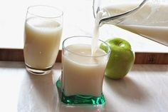 Agua de avena - oatmeal drink they say it can help u lose weight but I just love the taste!
