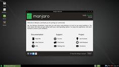 De 9 beste afbeelding van Manjaro Linux uit 2015 - Manjaro linux