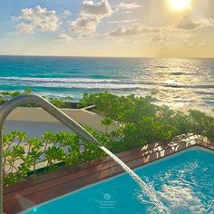 Watch a sunrise at least once in life in Cancun. 📸 💎 The Sian Ka'an at Grand Sens Lost Paradise, Paradise On Earth, Oasis, Shangri La, All Inclusive, Sunrise, Relax, Watch, Luxury