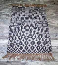 Kilim Indian Rug Door Mat For Bedroom,Living -Room Hallway, Dorm, Porch. Indian Rugs, Handmade Home Decor, Floor Rugs, Rugs On Carpet, Jute, Outdoor Blanket, Room Decor, Flooring, Doors