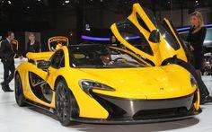 McLaren P1 First Look - 2013 Geneva Motor Show - Motor Trend