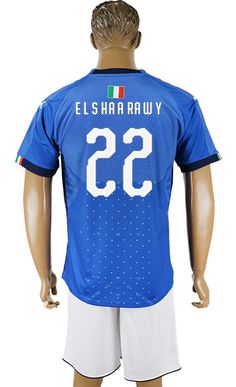2018 Italy Home Football Jersey Shirt 2018 Italy World Cup Home Jersey  b94797e94