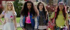 Project Netflix Releases Season Two Trailer - canceled + renewed TV shows - TV Series Finale Projekt Mc2, Netflix Releases, New Trailers, Screen Shot, Tween, Tv Series, Tv Shows, Seasons, Projects