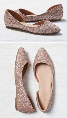 Shimmer and Sparkle Flats