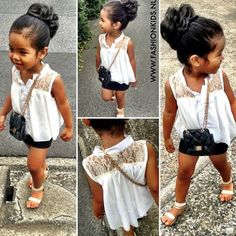 Cute kids outfit