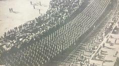 Militere geleide van dr. VERWOERD se stoet, Kerkplein. 8 September, African History, South Africa, Growing Up, City Photo, Southern, Sidewalk, Van, French