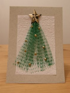 Christmas Tree Quilt, Christmas Crafts For Gifts, Homemade Christmas Gifts, Christmas Gift Tags, Christmas Diy, Christmas Cards, Christmas Decorations, Book Page Crafts, Fabric Cards