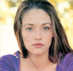 Olivia Hussey--she was so gorgeous in Romeo and Juliet!