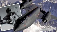 This Is The Man Who Made The First Supersonic Parachute Jump, Just Not On Purpose / the incredible story of Bill Weaver and flying the SR-71 Blackbird