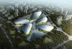 Convention Center of Sanya on Behance
