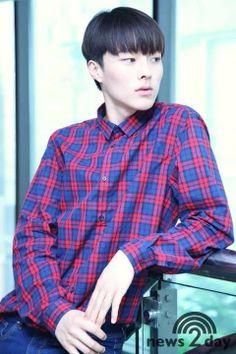 Jang Ki Yong 장기용 (Model)